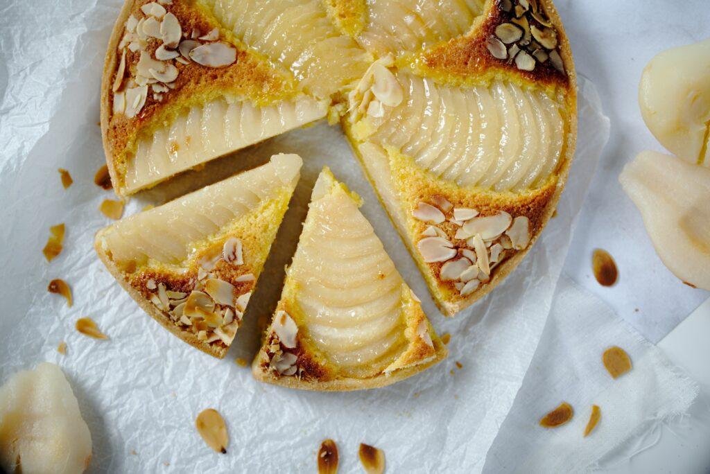 picture of tarte bordaloue