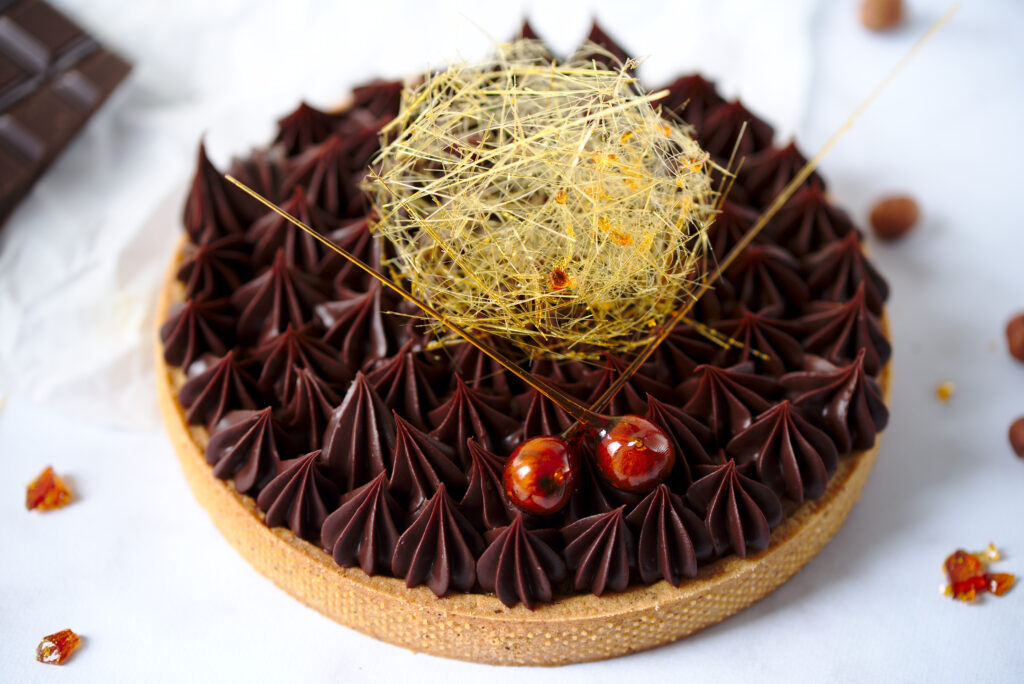 Picture of Large tarte piemontaise