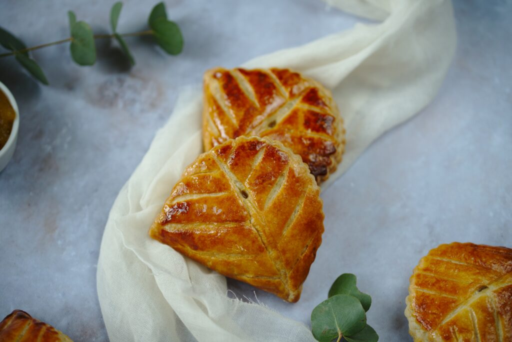 Picture of apple turnovers