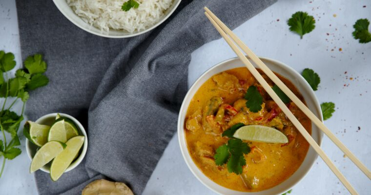 Thai Red Curry – Natalyian Style