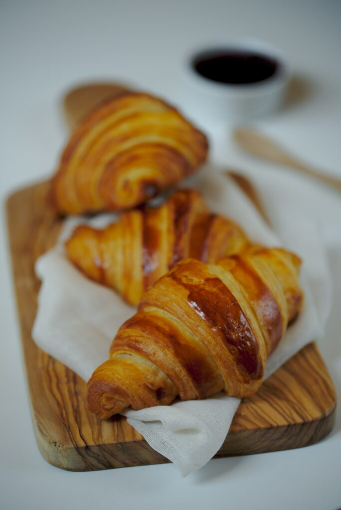 picture of croissants