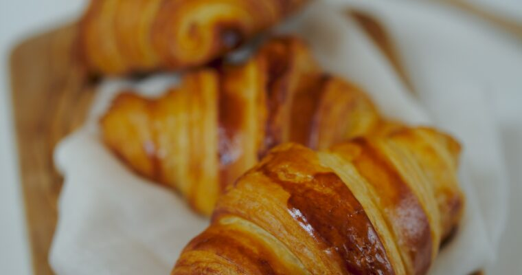 Perfect French Croissants