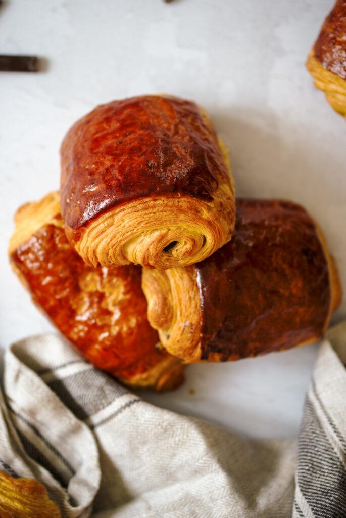 picture of pains aux chocolats