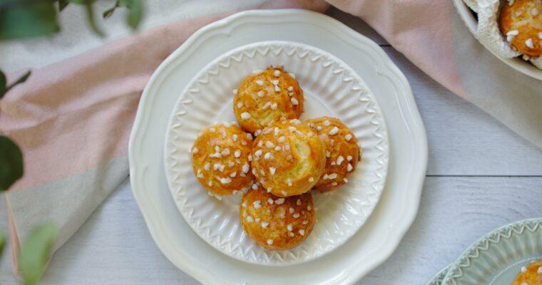 Chouquettes (Sugar Puffs)