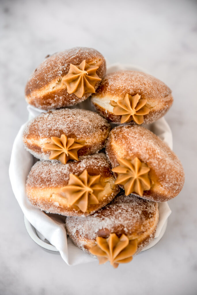 picture of doughnuts