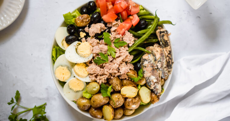 Julia Child's Niçoise Salad