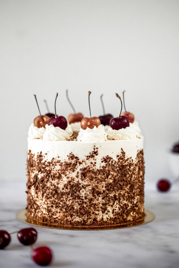 picture of black forest cake